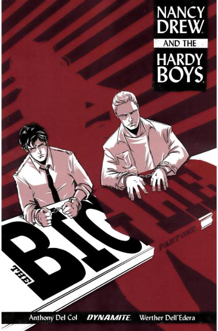 Nancy Drew Hardy Boys #1 Cover B [Dynamite Comic] THUMBNAIL