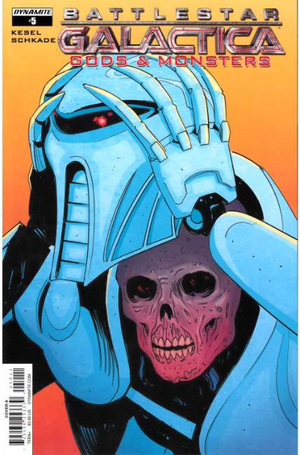 Battlestar Galactica Gods & Monsters #5 Cover A [Dynamite Comic] LARGE