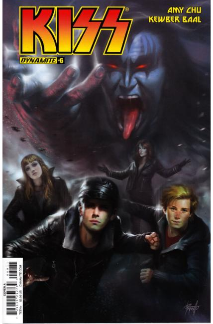 Kiss #6 Cover A [Dynamite Comic] THUMBNAIL