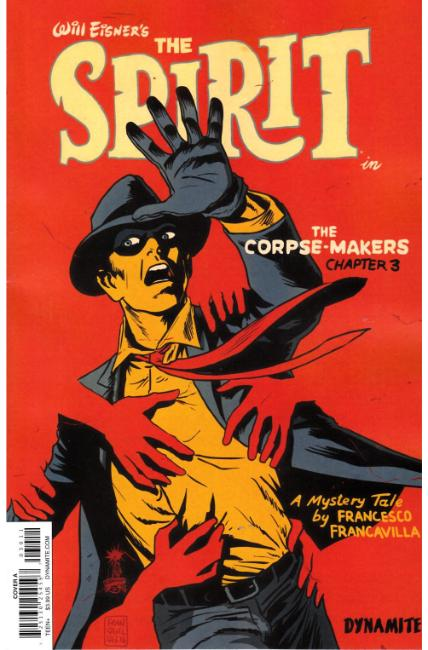 Will Eisner Spirit Corpse Makers #3 [Dynamite Comic]_THUMBNAIL