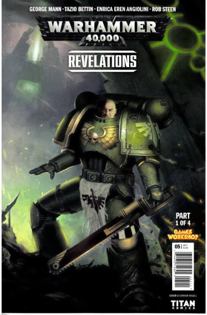 Warhammer 40000 Revelations #1 Cover A [Titan Comic]