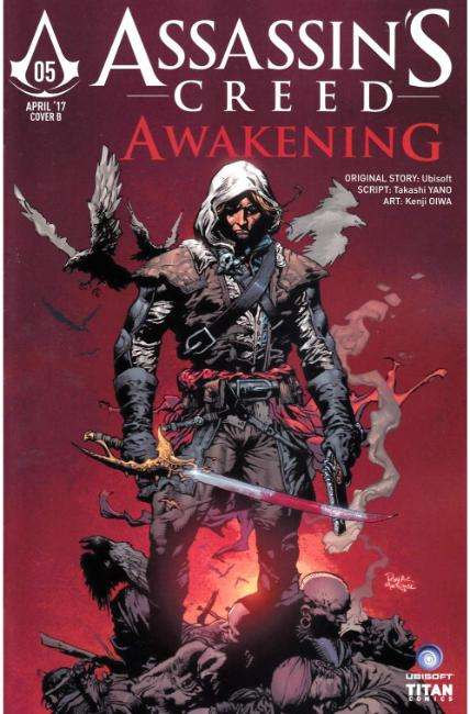 Assassins Creed Awakening #5 Cover B [Titan Comic] THUMBNAIL