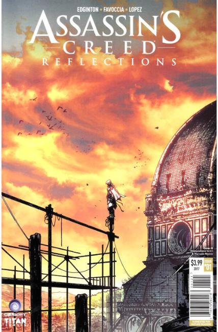 Assassins Creed Reflections #1 Cover B [Titan Comic]