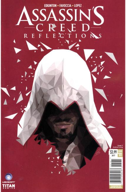 Assassins Creed Reflections #1 Cover F [Titan Comic]
