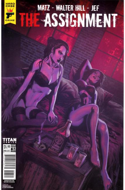 Assignment #3 Cover B [Titan Comic]_THUMBNAIL