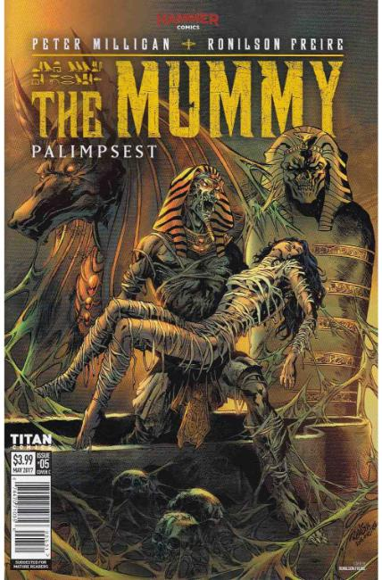 The Mummy #5 Cover C [Titan Comic] THUMBNAIL