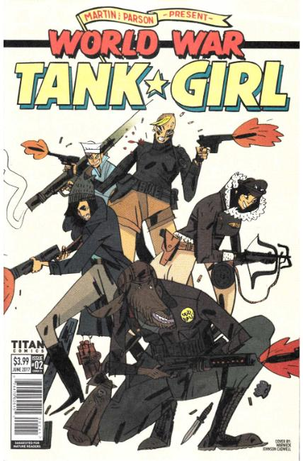 Tank Girl World War Tank Girl #2 Cover D [Titan Comic]_THUMBNAIL