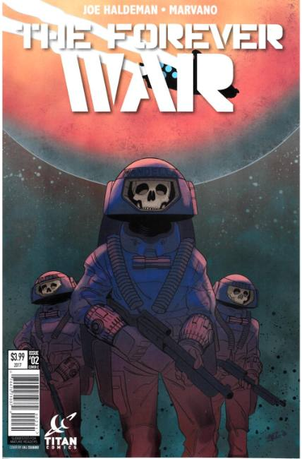 Forever War #2 Cover C [Titan Comic] THUMBNAIL