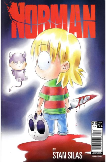 Norman the First Slash #4 Cover C [Titan Comic] THUMBNAIL