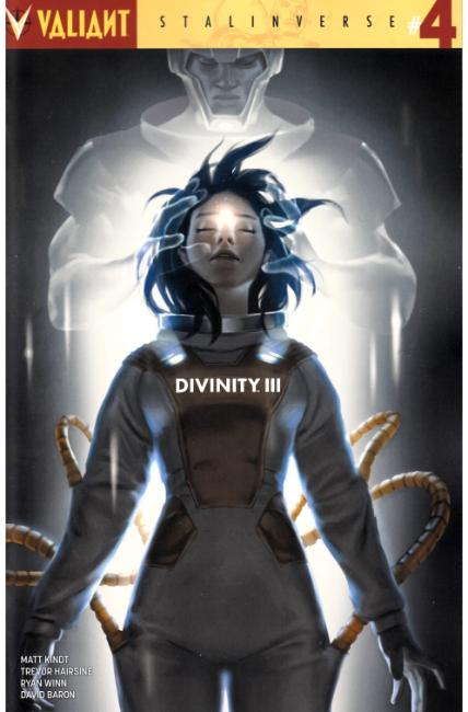 Divinity III Stalinverse #4 Cover A [Valiant Comic] THUMBNAIL