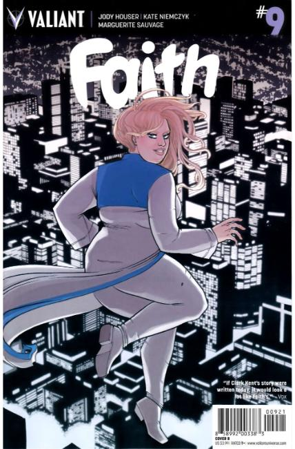 Faith Ongoing #9 Cover B [Valiant Comic] THUMBNAIL