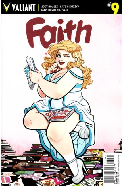 Faith Ongoing #9 Cover D- St Onge Variant [Valiant Comic] THUMBNAIL