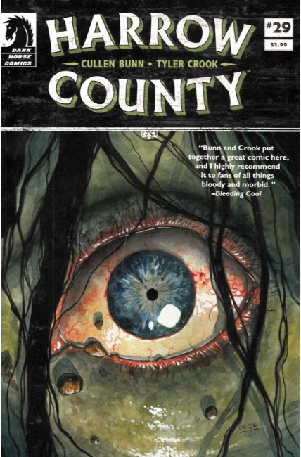 Harrow County #29 [Dark Horse Comic] THUMBNAIL