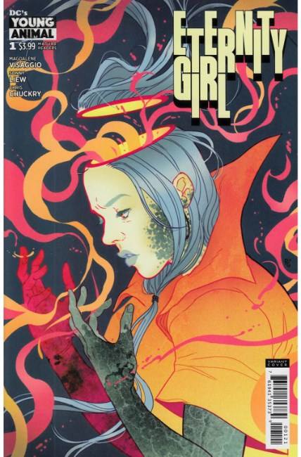 Eternity Girl #1 Ganucheau Variant Cover [DC Comic]_THUMBNAIL