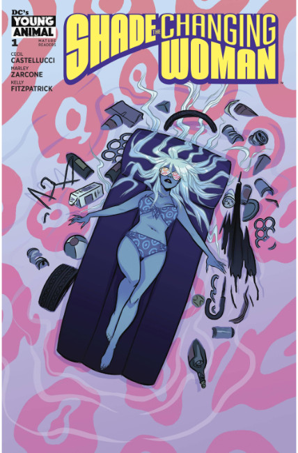 Shade the Changing Woman #1 [DC Comic] THUMBNAIL