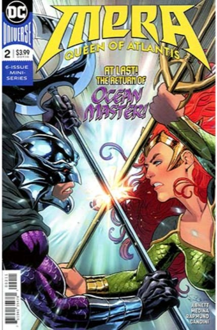 Mera Queen of Atlantis #2 [DC Comic]_THUMBNAIL
