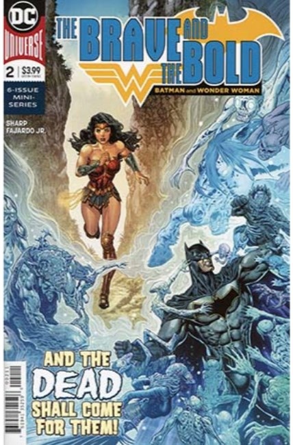 Brave & the Bold Batman & Wonder Woman #2 [DC Comic] THUMBNAIL