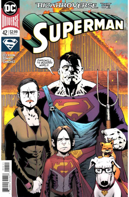 Superman #42 [DC Comic]