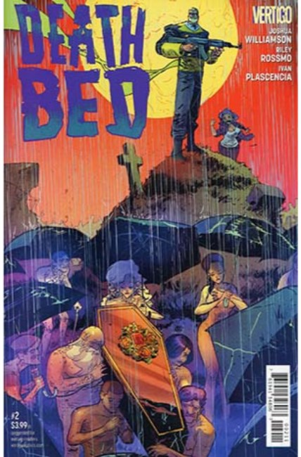 Deathbed #2 [DC Comic] THUMBNAIL