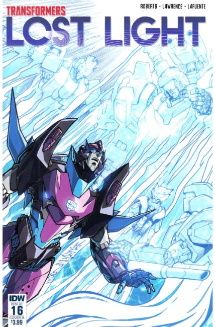 Transformers Lost Light #16 Cover B [IDW Comic] LARGE