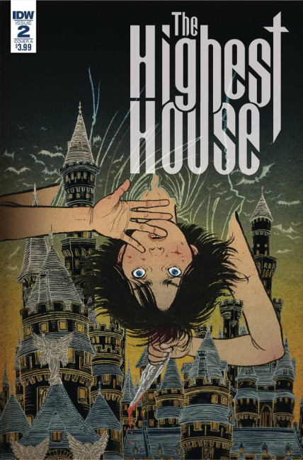 Highest House #2 [IDW Comic]