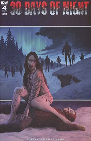 30 Days of Night #4 Cover A [IDW Comic] THUMBNAIL