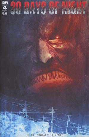 30 Days of Night #4 Cover B [IDW Comic] THUMBNAIL