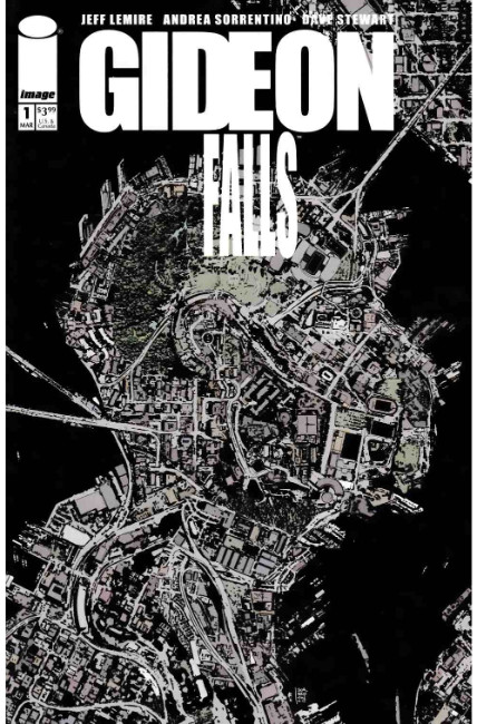 Gideon Falls #1 Cover A [Image Comic] LARGE