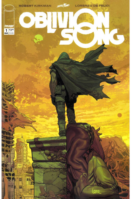 Oblivion Song #1 Near Mint (9.4) [Image Comic] THUMBNAIL