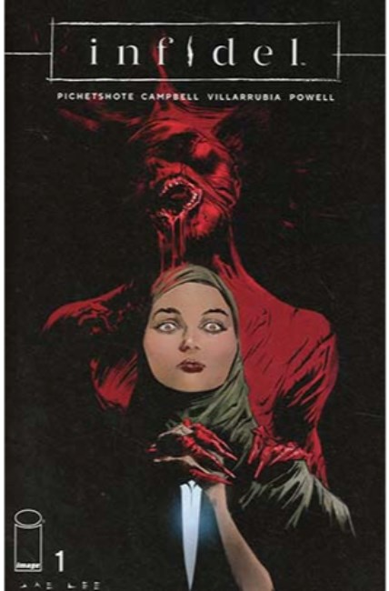 Infidel #1 Cover B [Image Comic] LARGE