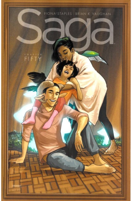Saga #50 Cover A [Image Comic] THUMBNAIL