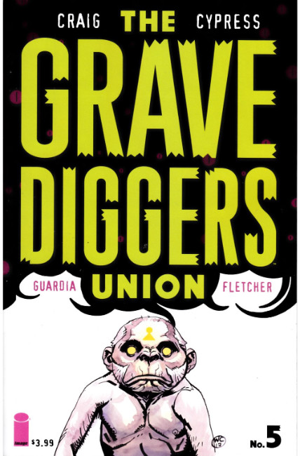 Gravediggers Union #5 [Image Comic] LARGE