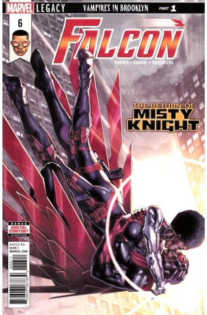 Falcon #6 [Marvel Comic] THUMBNAIL