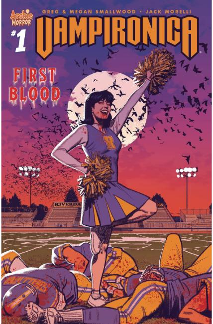 Vampironica #1 Cover A [Archie Comic] THUMBNAIL