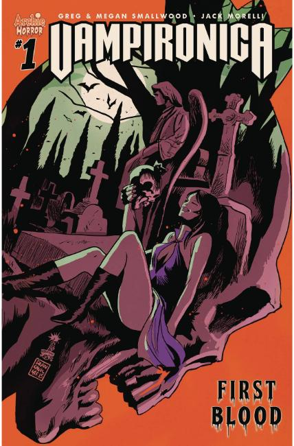 Vampironica #1 Cover B [Archie Comic] THUMBNAIL