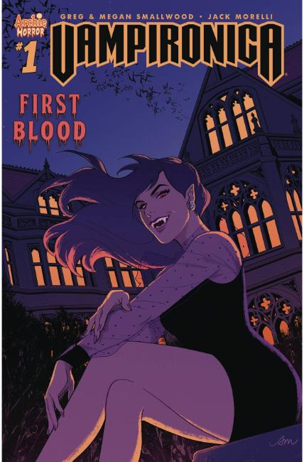 Vampironica #1 Cover C [Archie Comic] THUMBNAIL