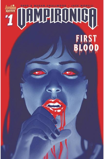 Vampironica #1 Cover D [Archie Comic] THUMBNAIL