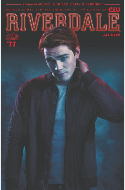 Riverdale #11 Cover A [Archie Comic] THUMBNAIL
