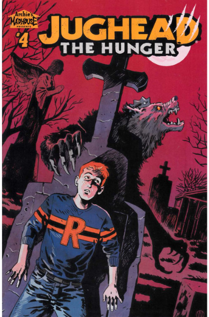 Jughead the Hunger #4 Cover C [Archie Comic]