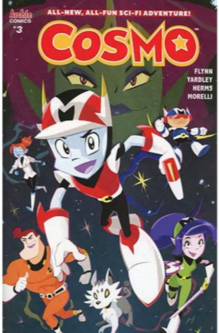 Cosmo #3 Cover C [Archie Comic] LARGE