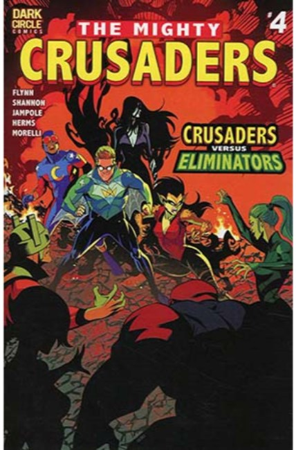 Mighty Crusaders #4 Cover A [Archie Comic]_THUMBNAIL