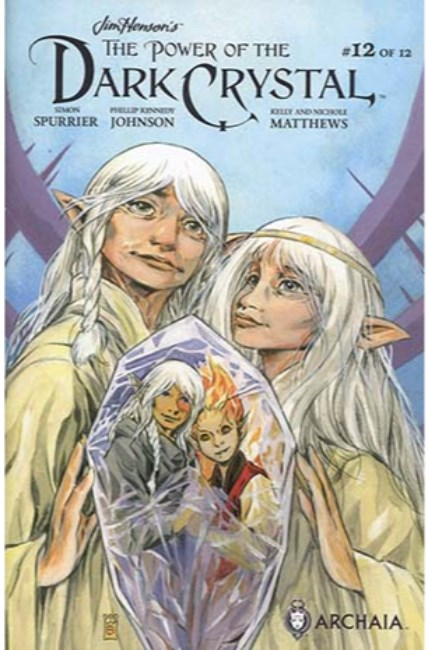 Jim Henson Power of Dark Crystal #12 [Boom Comic]_THUMBNAIL