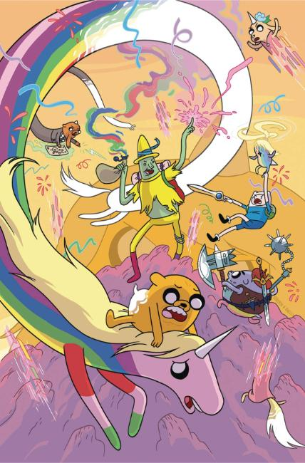 Adventure Time #74 [Boom Comic]