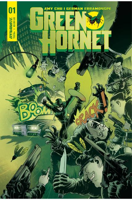 Green Hornet #1 Cover D [Dynamite Comic]_THUMBNAIL