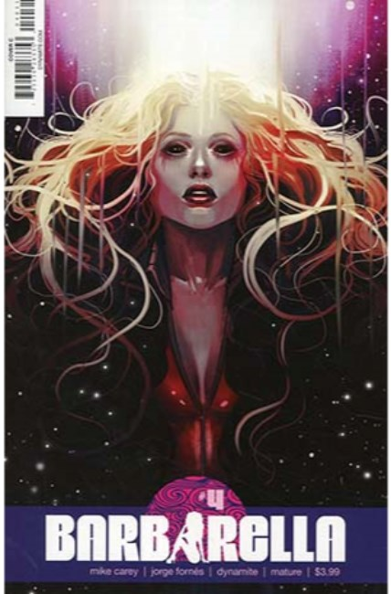 Barbarella #4 Cover C [Dynamite Comic] LARGE
