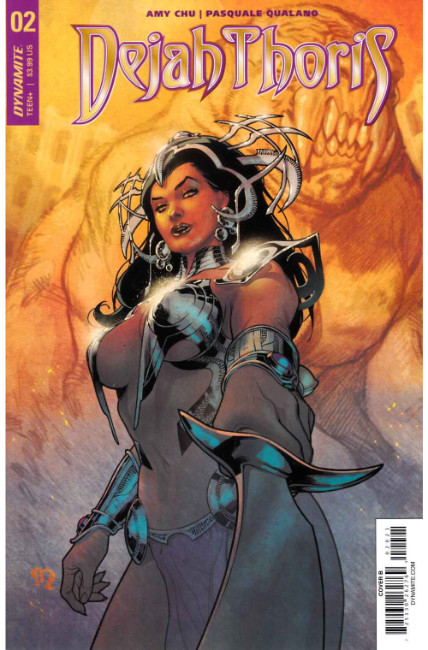 Dejah Thoris #2 Cover B [Dynamite Comic] THUMBNAIL