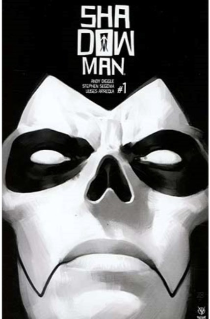 Shadowman #1 Cover A [Valiant Comic] THUMBNAIL