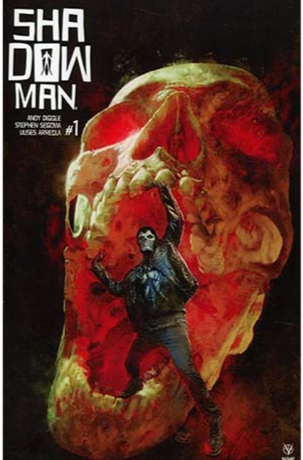Shadowman #1 Cover B [Valiant Comic] THUMBNAIL