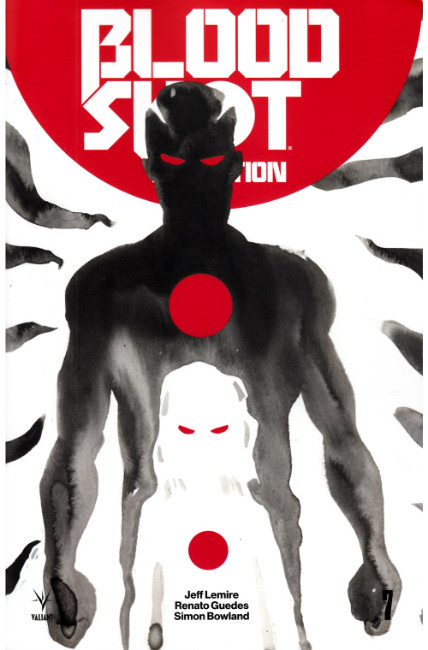 Bloodshot Salvation #7 Cover A [Valiant Comic] THUMBNAIL