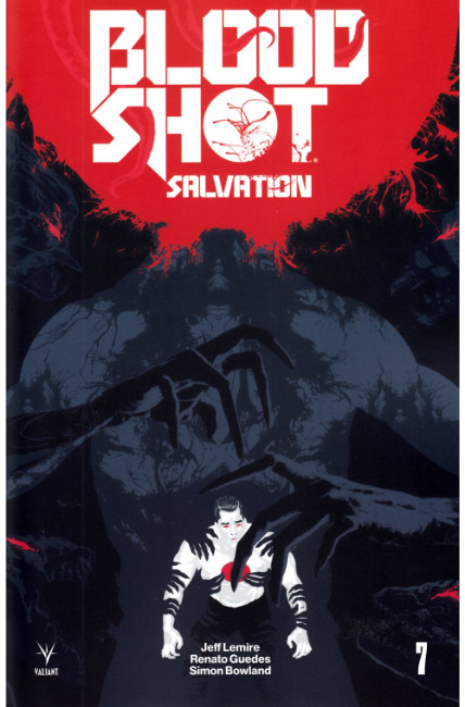 Bloodshot Salvation #7 Cover B [Valiant Comic] THUMBNAIL